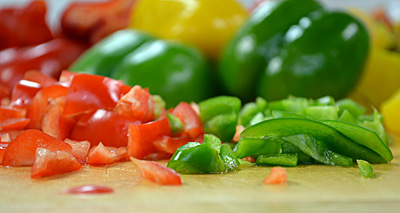 Three Simple Ways to Preserve Peppers- Frozen peppers are wonderful for using in all your pure food recipes.