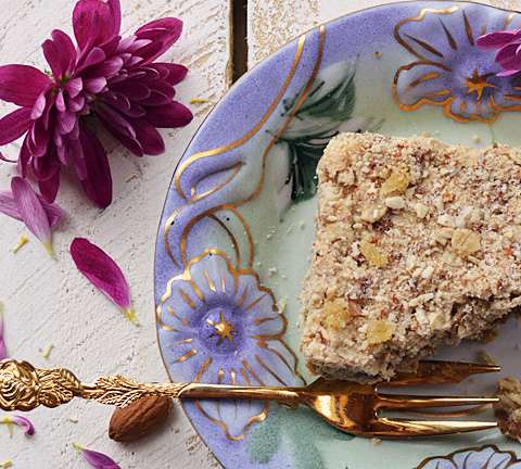 Gingered Date Breakfast Bars: Gluten Free-Pure and Simple