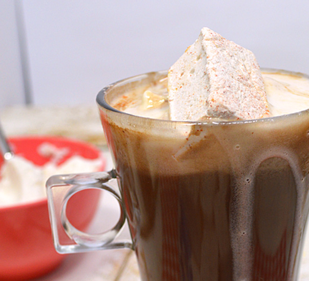 Double Rich Hot Cocoa: Pure and Simple