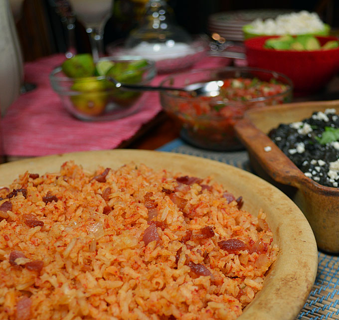 Spicy Southwestern Rice: Pure and Simple