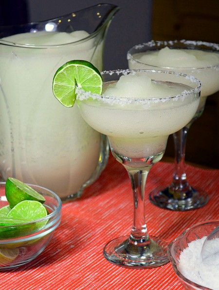 Margarita: Pure and Simple