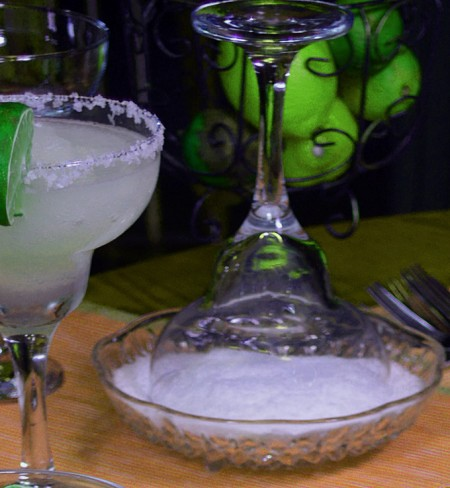 Sweet and Sour Margarita; Pure and Simple