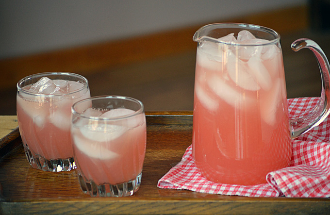 Watermelon Lemonade: Pure Grace Farms