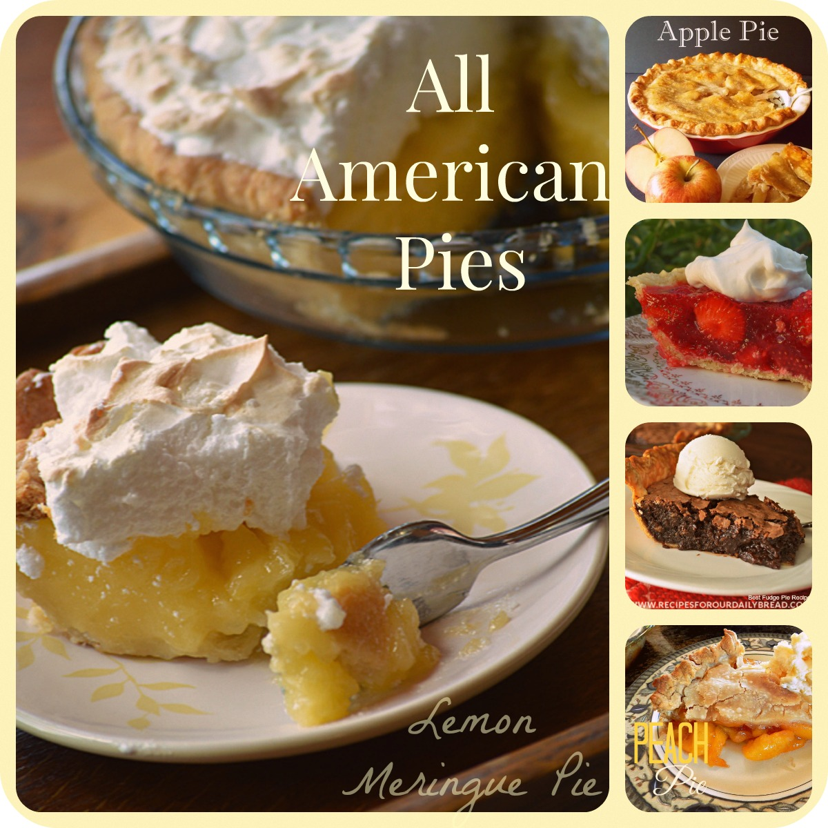 All American Pies Medley