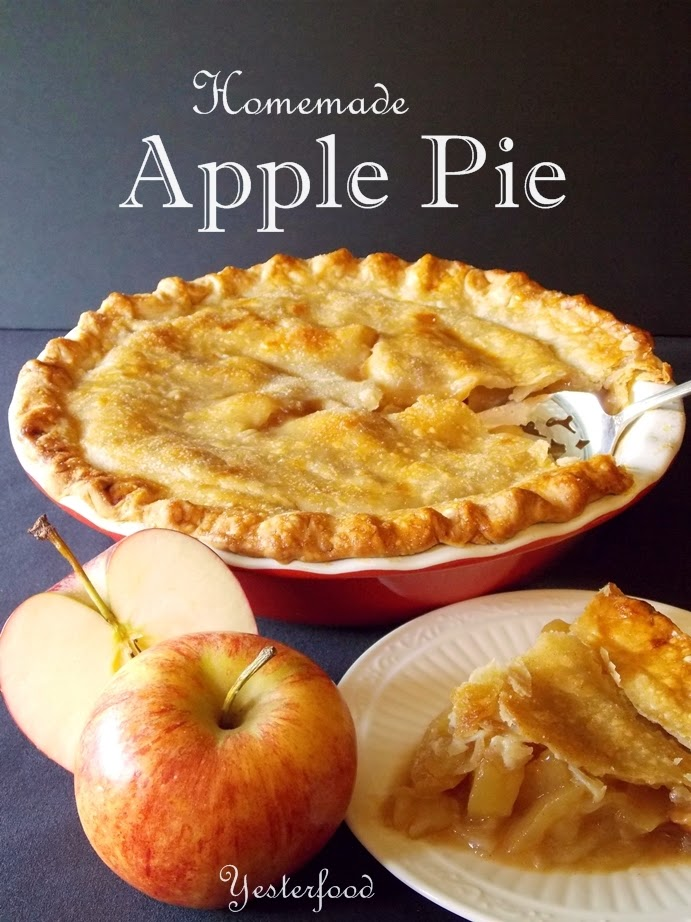 Apple Pie: Yesterfood