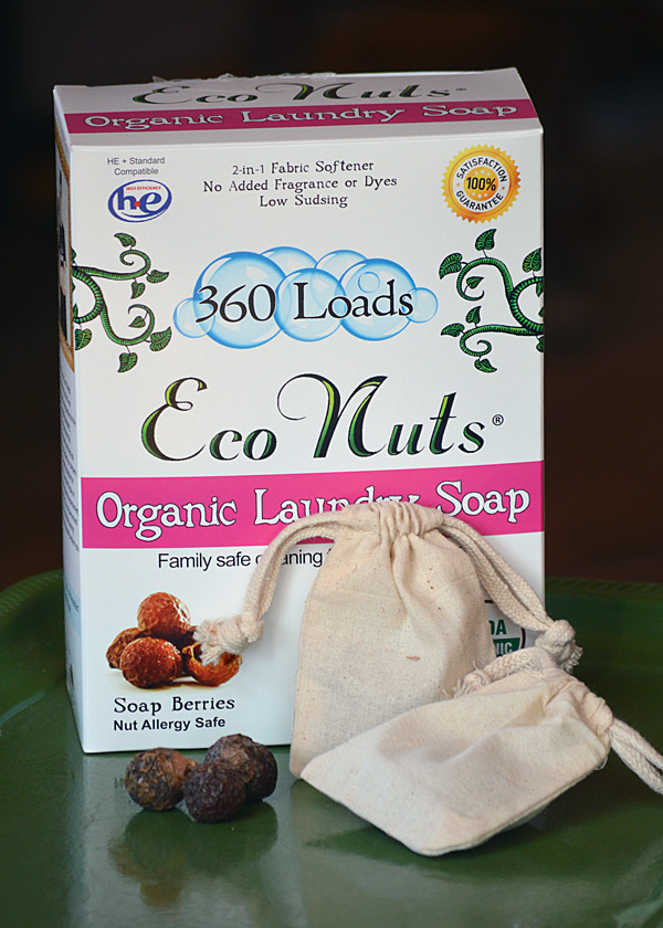 3 Reasons to make the switch to Organic Laundry Soap Eco Nuts