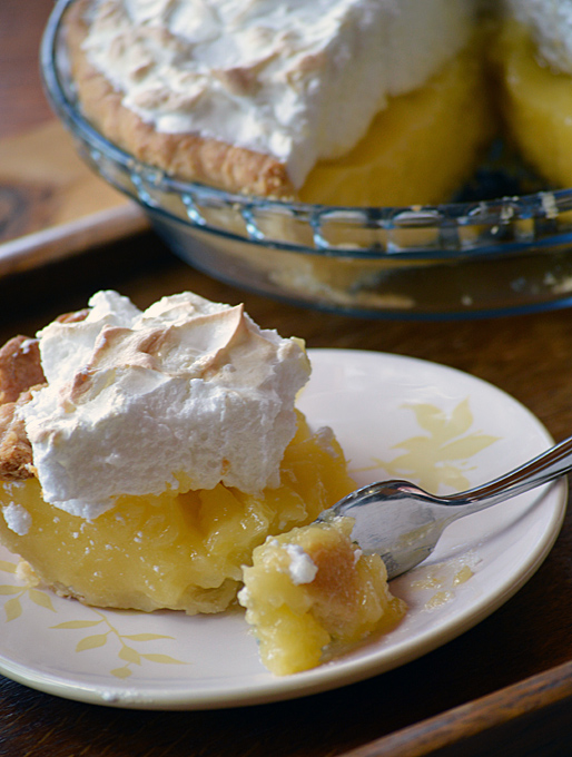 All American Lemon Meringue Pie