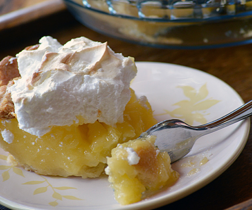All America Lemon Meringue Pie