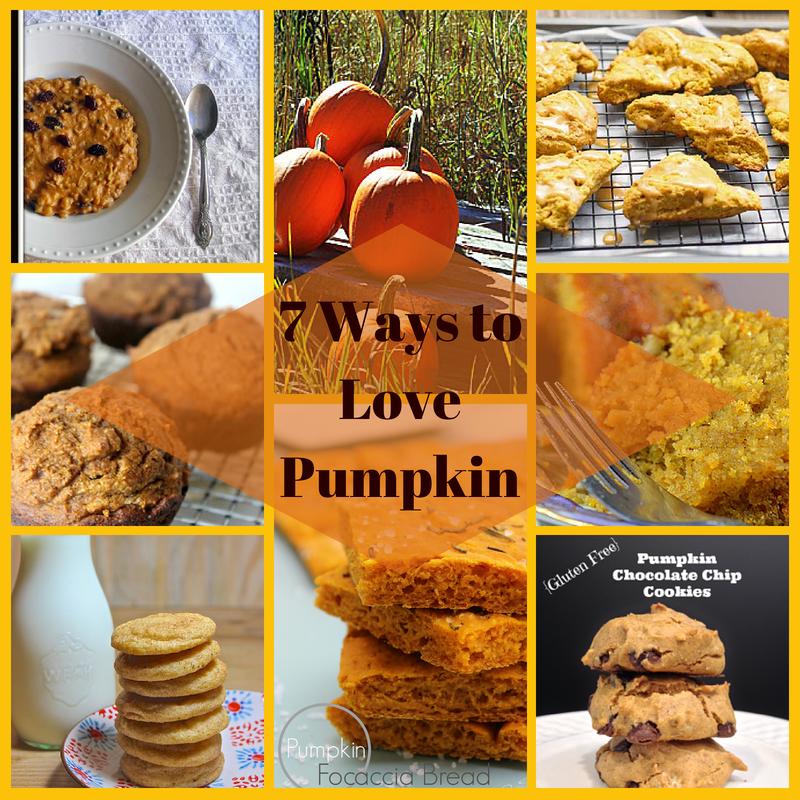 Pumpkinfest: 7 Ways to Love Pumpkin