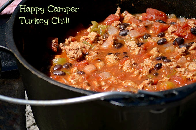 Happy Camper Turkey Chili