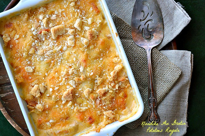 Klondike Royale Au Gratin Potatoes: Taste The Love in Every Bite