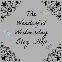Wonderful Wednesday Blog Hop #81