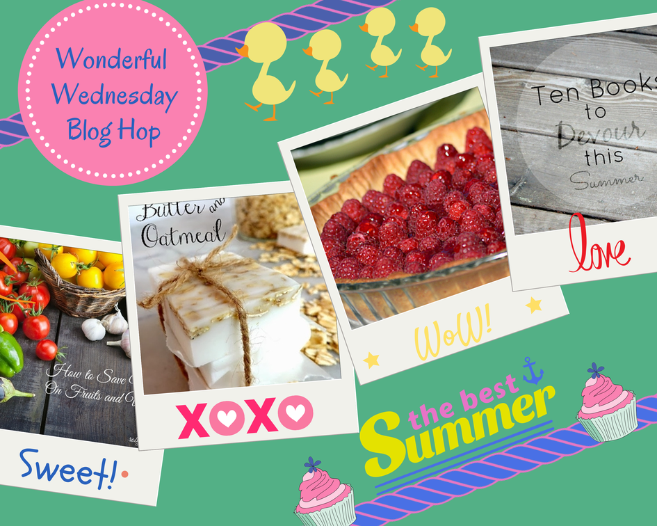 Wonderful Wednesday Blog Hop #84: Thanks for the Love