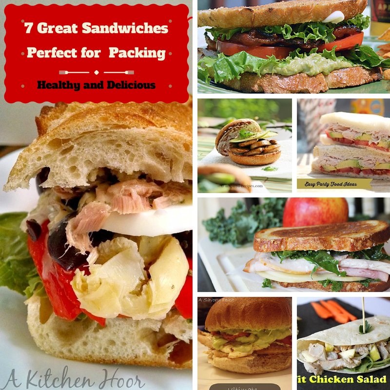 Monday Morning Review: 7 Sandwiches Perfect for Packing