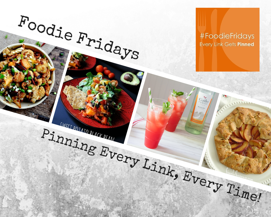 Foodie Fridays #11 - Triple the Love