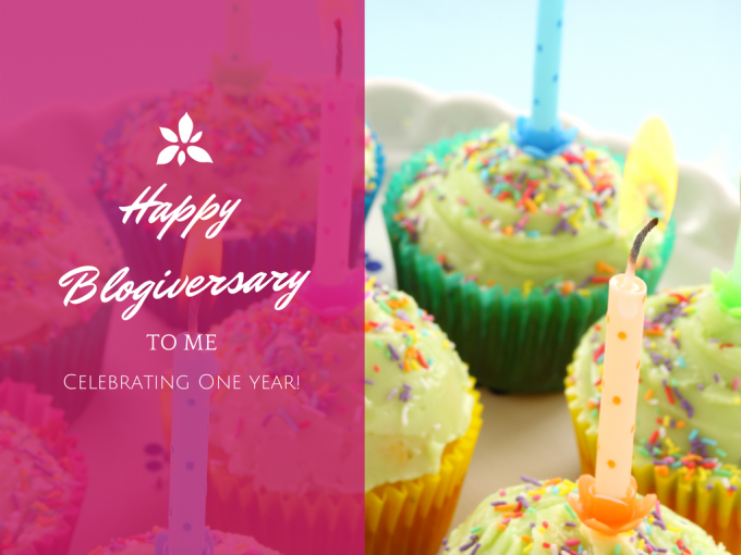Happy Blogiversary to me: My Writing Process