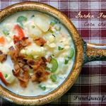 Garden Fresh Corn Chowder