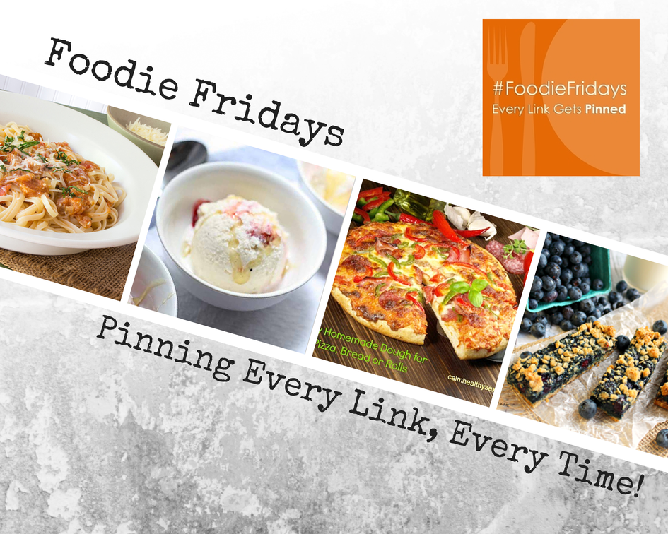 Foodie Fridays Exciting Announcement