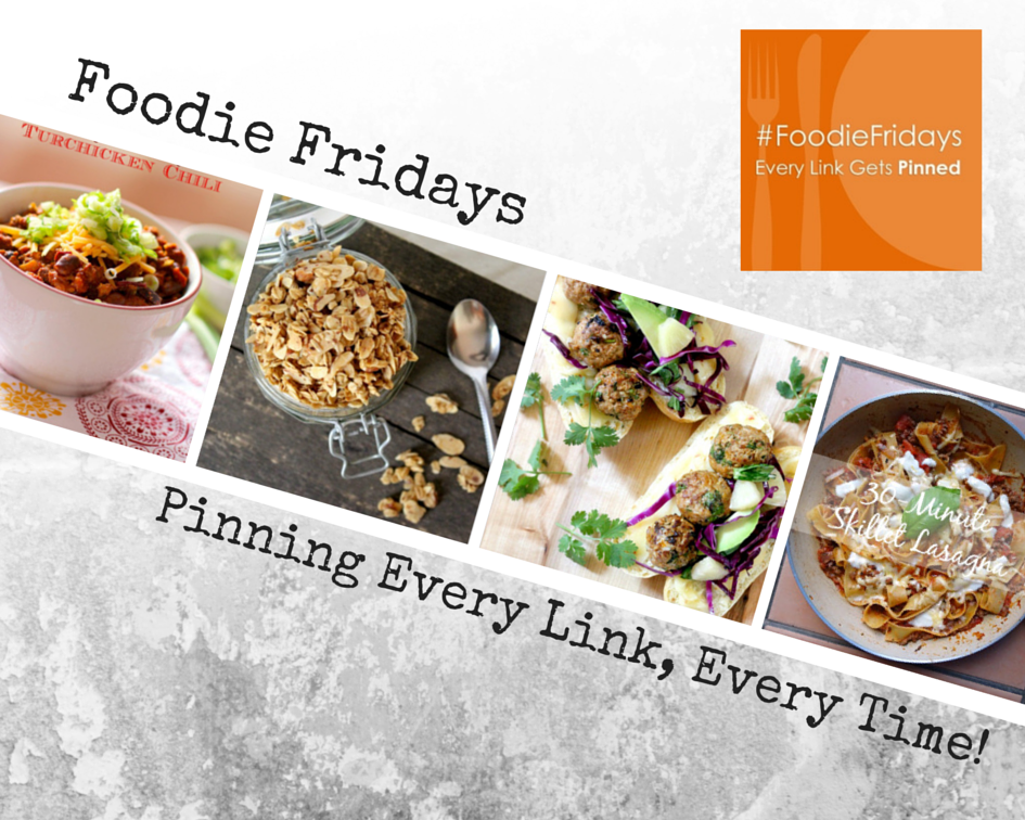 Foodie Fridays - Were Growing!
