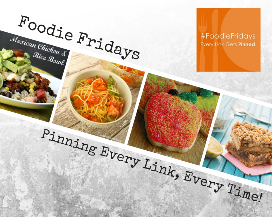 Foodie Fridays Share the Love