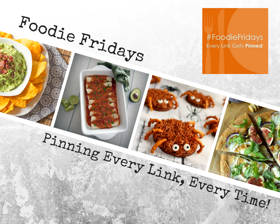 Foodie Fridays: Time to Play