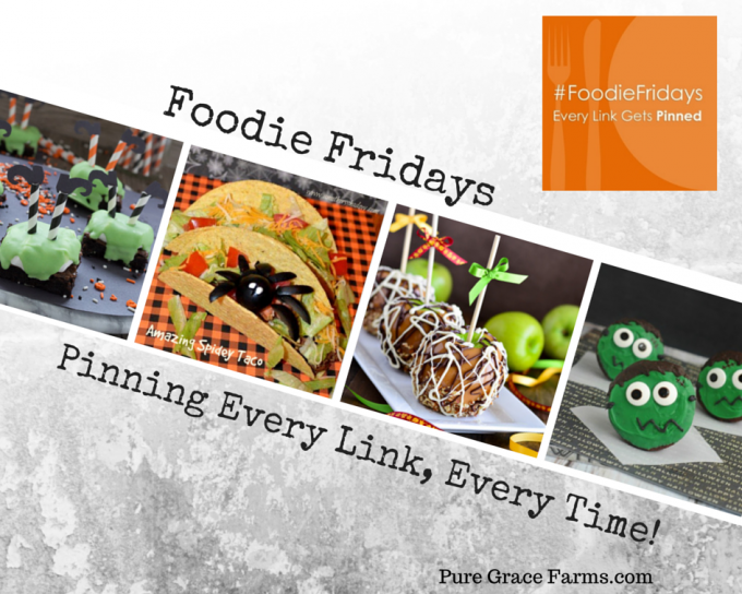 Foodie Fridays (13) Halloween Fun