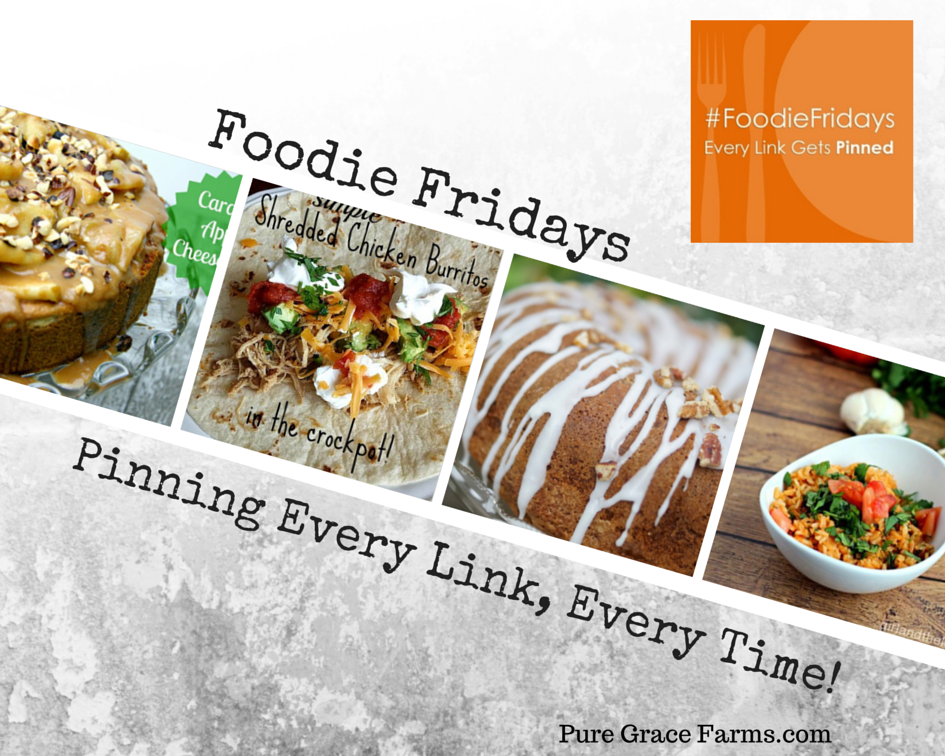 Foodie Fridays: Potatoes on Parade