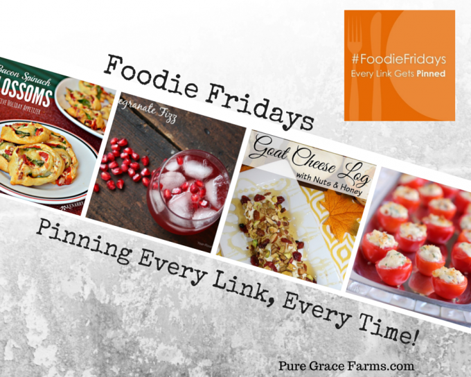 Foodie Fridays Party Time