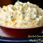 Roasted Corn & Sage Mashed Potatoes